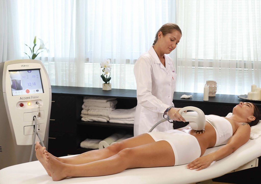 body contouring fat removal by Accent Prime