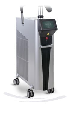 ALMA-Q medical laser devices by Alma