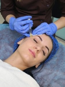 Fillers combined treatment