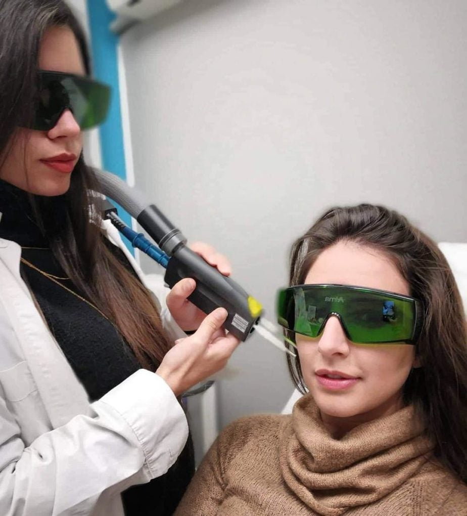 Arion standalone aesthetic laser by Alma