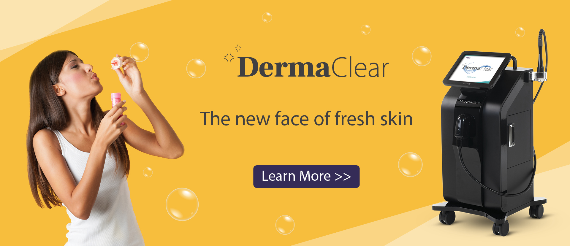 DermaClear - The new face of fresh skin